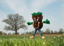 Dig This Guy: Sammy Soil Is One Well-Grounded Mascot