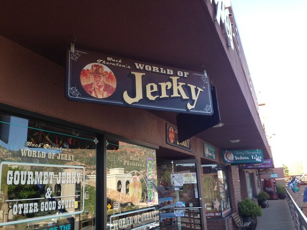 Let's Meat: 10 Cut & Dried Jerky Store Signs