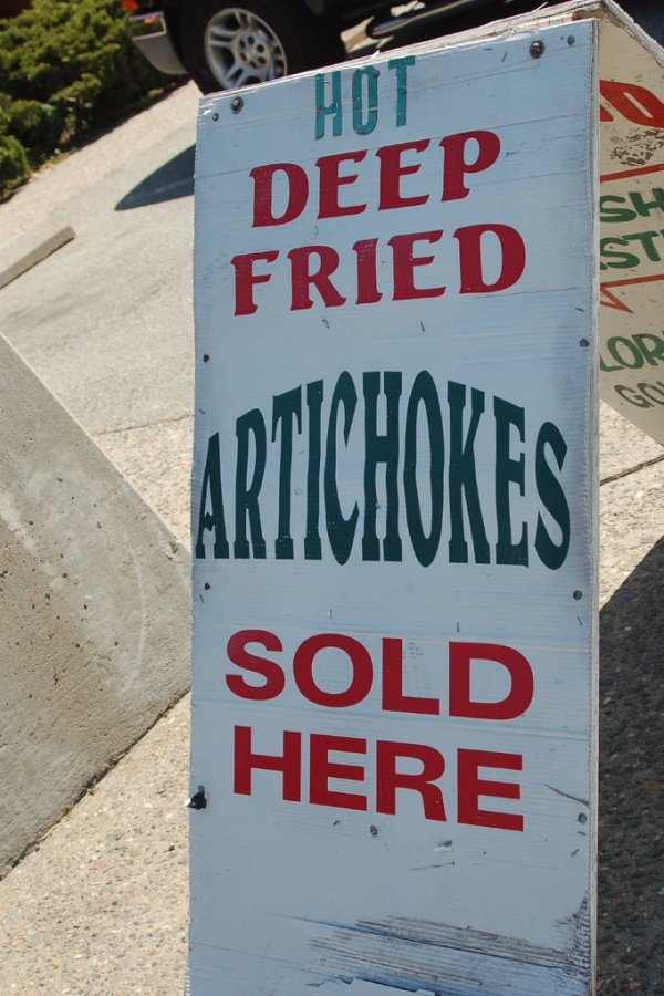 Fries With That: 7 Amusing Deep Fried Food Signs