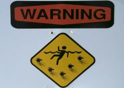 Figure Fear: 10 Environmental Stick Figure Warning Signs