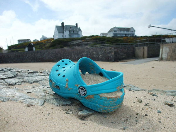 Foot Where: 10 Lost Crocs Kicked To The Curb