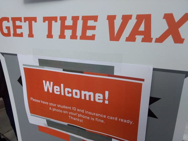 Hot Vaxx: 10 Needle-lessly Nutty Vaccination Signs